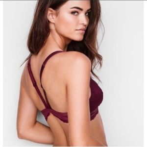 All VS Bralettes 2 for $25 Plunge Lace T-Back